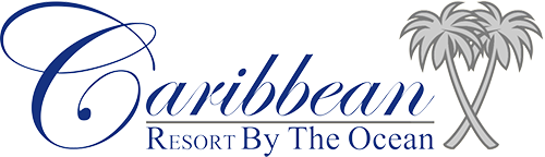 Caribbean Resort By the Ocean Logo